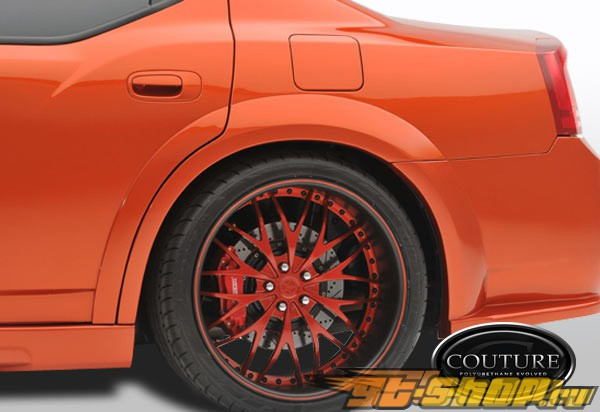 Накладки на двери на Dodge Charger 06-10 Luxe Полиуретан