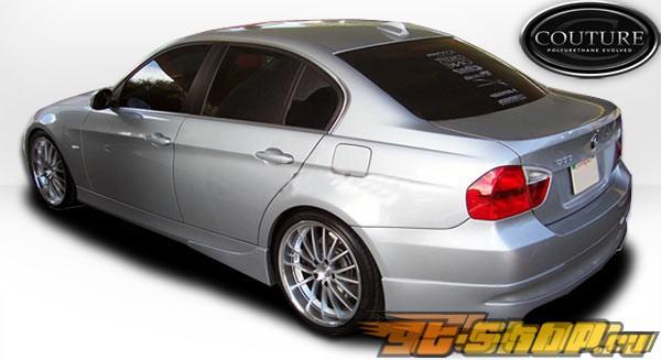 Обвес по кругу на BMW E90 06-08 V-Spec Полиуретан