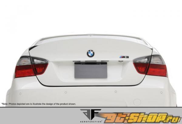 Карбоновый спойлер AF-1 для BMW 3 Series E90 2006-2008