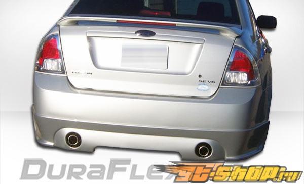 Губа на задний бампер Racer для Ford Fusion 2006-2009