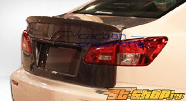 Карбоновый багажник на Lexus IS-SERIES 06-10 стандартный