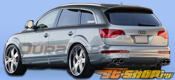 Накладки на двери на Audi Q7 2006-2009 CT-R Duraflex
