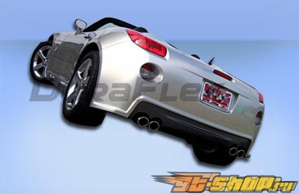 Задний бампер на Pontiac Solstice 06-09 GT-Concept Duraflex