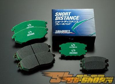 Zero/Sports ZP-B передние тормозные колодки для 2004-2007 Subaru Impreza STi [ZS-0723510]