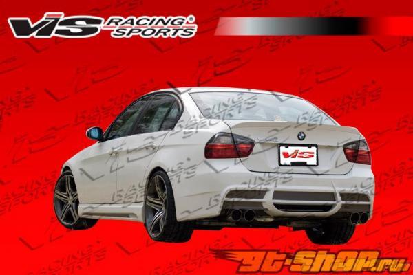 Задний бампер на BMW E92 2007-2010 VIP