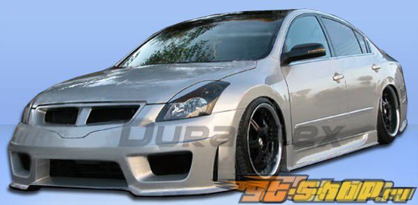 Пороги на Nissan Altima 2007-2010 Sigma Duraflex