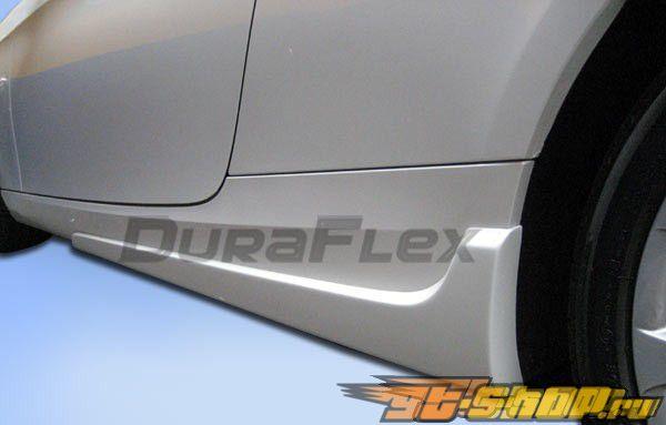 Пороги на BMW E92 2007-2010 AC-S Уретан