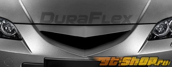 Решётка радиатора на Mazda 3 07-09 Open Mouth Duraflex