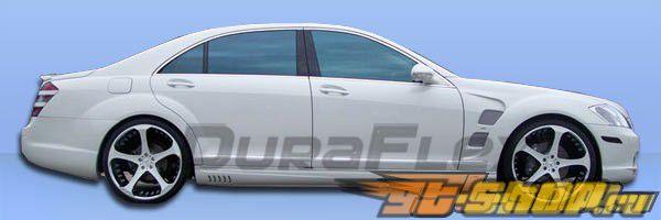 Аэродинамический Обвес на Mercedes Benz 2007-2009 LR-S Duraflex