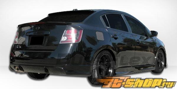 Задний бампер D-Sport на Nissan Sentra 2007-2010