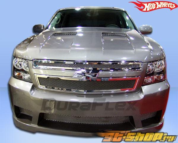 Передний бампер для Chevrolet Suburban 07-10 Hot Литые диски Duraflex