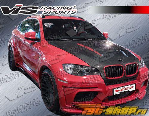 Аэродинамический Обвес для BMW X6 2008-2010 EVO