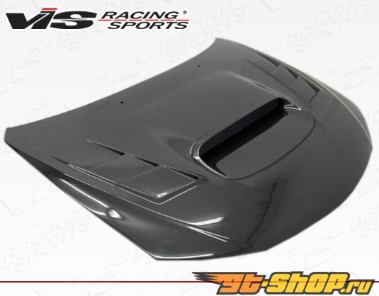 Карбоновый капот Terminator для Subaru Wrx 2008-2012