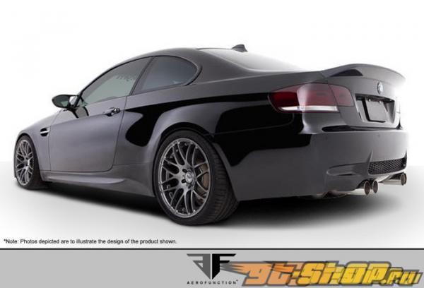 Карбоновый спойлер AF-1 на BMW 3 Series| M3 E92 2007-2011