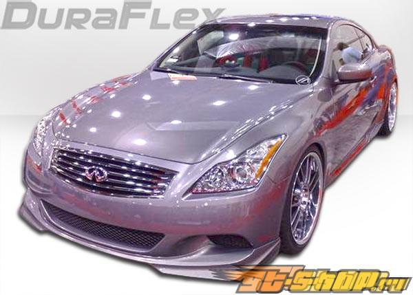2008-2010 Infiniti G37 2dr J-Spec Front Lip (sport models only)