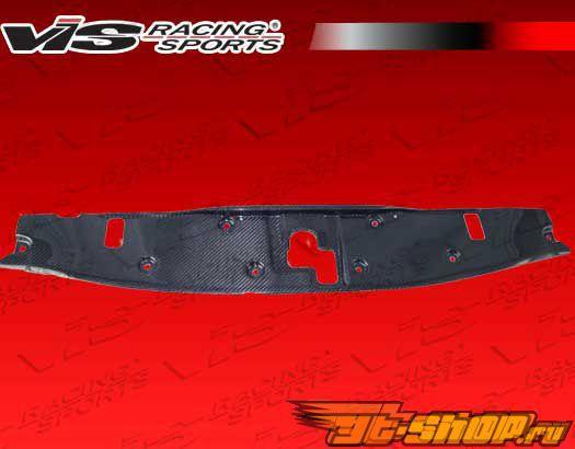 Губа на передний бампер для Nissan Skyline 2009-2009 Godzilla Сухой