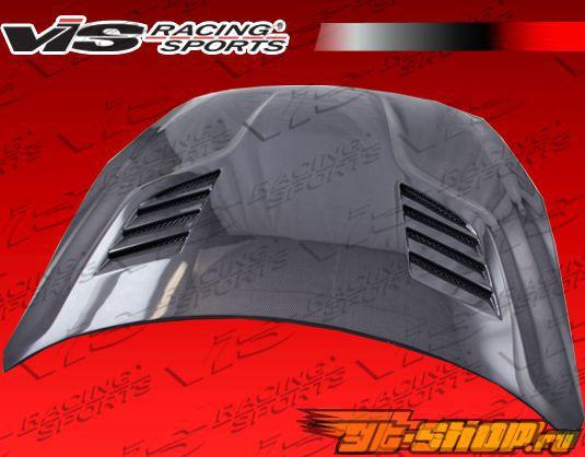 Карбоновый капот для Nissan Skyline R35 2009-2010 GTR GT Стиль