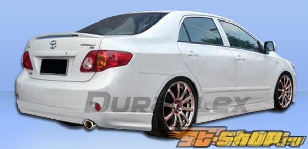 Обвес по кругу на Toyota Corolla 09-10 GT Sport Duraflex