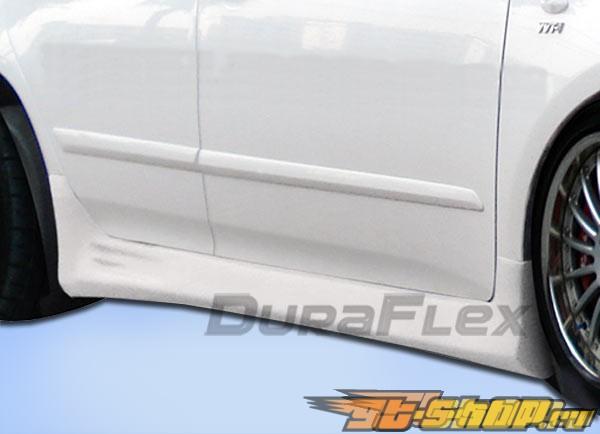 Аэродинамический Обвес на Toyota Corolla 09-10 Skylark Duraflex