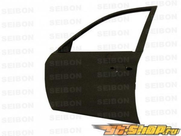 Карбоновые двери на Subaru Impreza WRX STI 2008-2011 стандартный