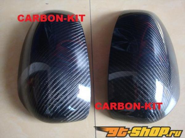Карбоновые накладки на зеркала Infiniti G37