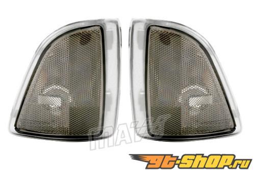 Поворотники на Chevrolet Sonoma 95-97 Тёмный CLEAR