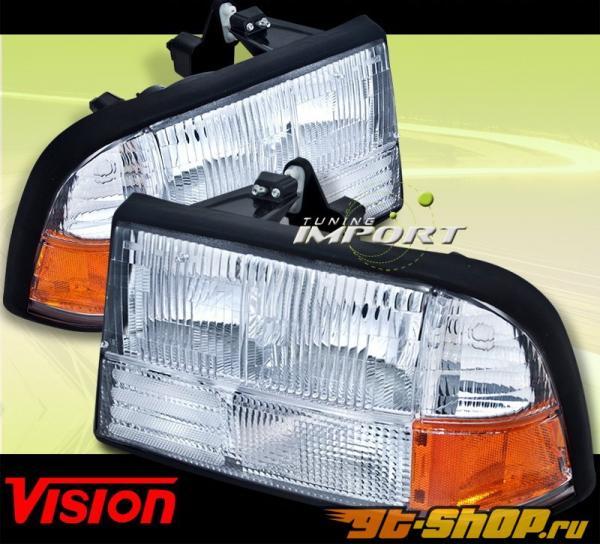 Передняя оптика для Chevrolet Sonoma 98-04 SPORT Стиль VISION