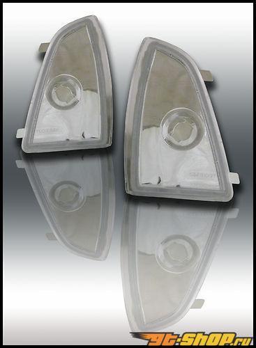 Поворотники для Chevrolet Sonoma 94-97 Clear