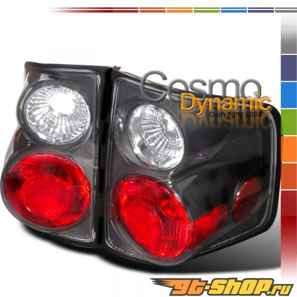 Задние фонари для Chevrolet Sonoma 94-04 Чёрный
