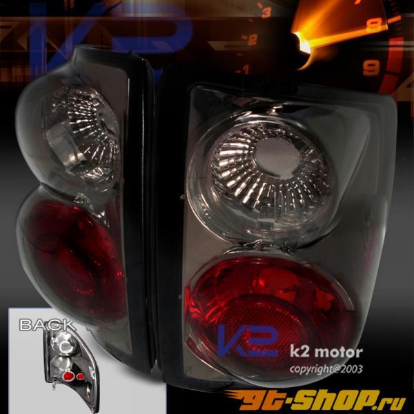Задние фонари на Chevrolet Sonoma 94-04 ALTEZZA Тёмный