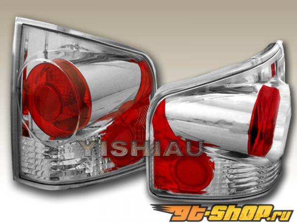 Задние фонари на Chevrolet Sonoma 94-04 3D Clear