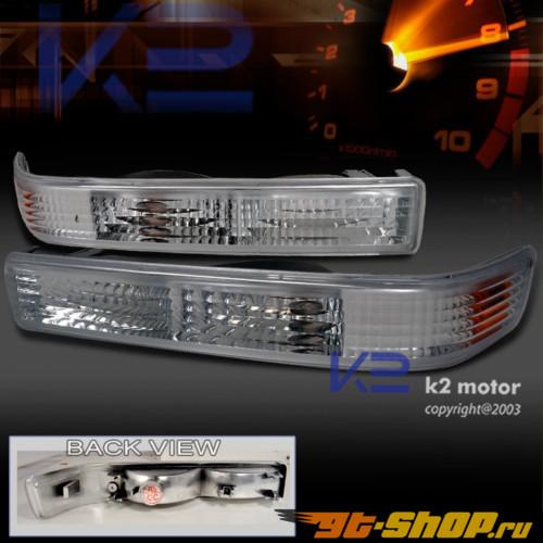 Поворотники на Chevrolet Sonoma 94-04 Хром
