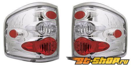 Задние фонари на Ford F-150 05-08 Clear