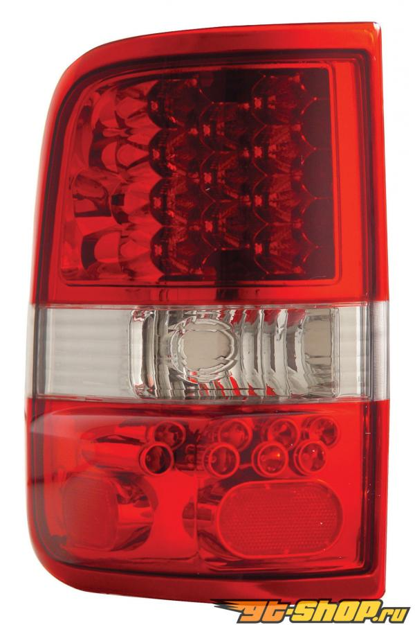 Задние фары для Ford F-150 05-08 Красный