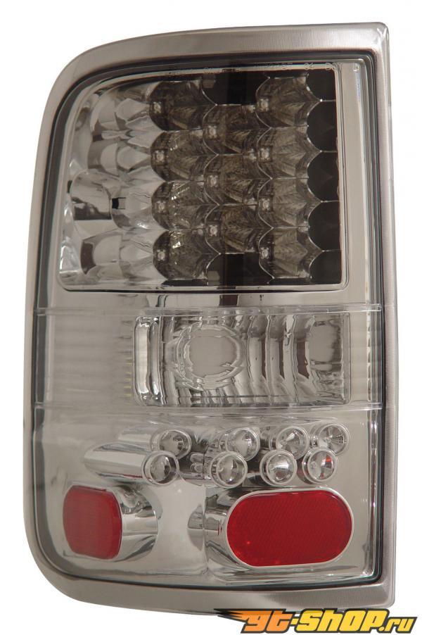 Задние фонари для Ford F-150 05-08 Хром
