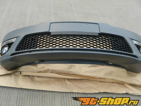 Передний бампер RS на Skoda Octavia 08+