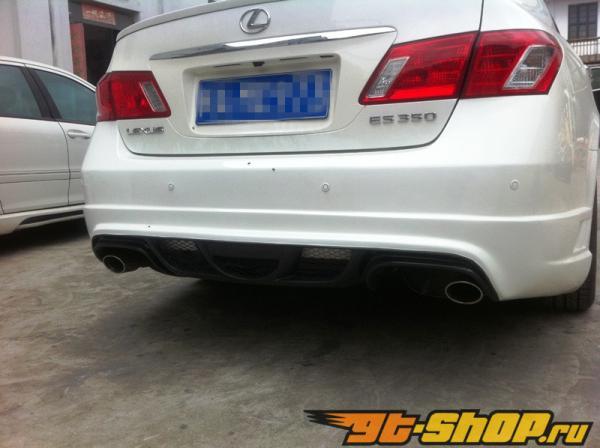 Обвес WALD Стиль на Lexus ES 2012+