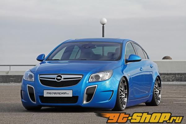 Аэродинамический обвес OPC на Opel Insignia Седан