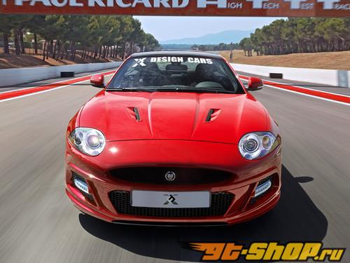 Обвес FXdesign на Jaguar XK XKR XKR-S 2006+