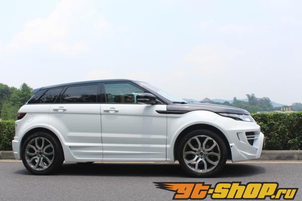 Обвес Onyx на Land Rover Evoque 2012+
