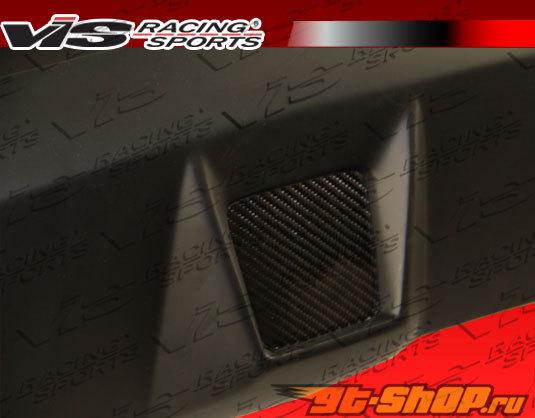 2003-2008 Nissan 350Z 2 двери Ams Gt Задний бампер