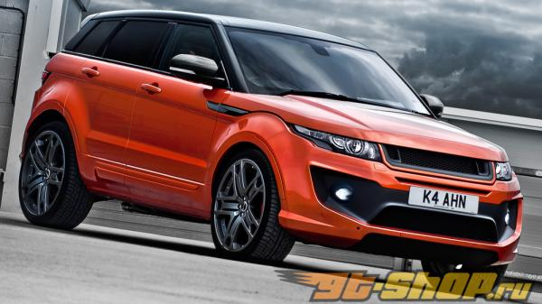 Аэродинамический Обвес Kahn на Range Rover Evoque