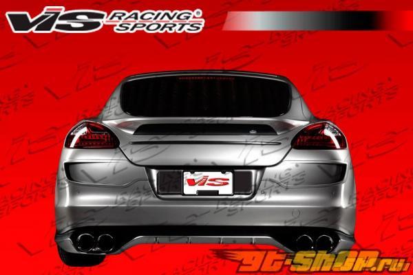 Спойлер Speed Star для Porsche Panamara 2010-2012