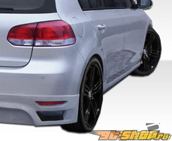 Пороги Kaden Extreme Dimensions для Volkswagen Golf 2010-2011