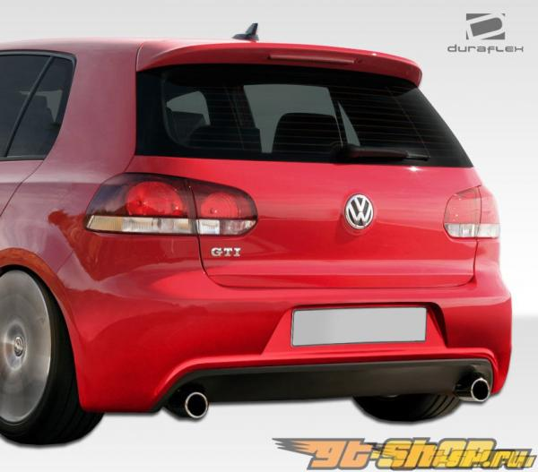Задний бампер R Look для Volkswagen Golf 2010-2012