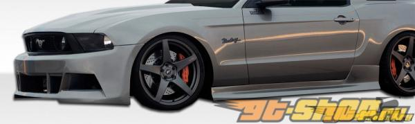 Пороги Tjin Edition на Ford Mustang 2005-2011