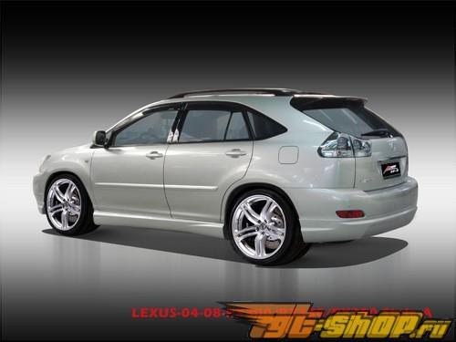 Обвес по кругу на Lexus RX 330 2004-2008