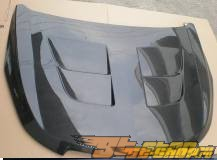 Карбоновый капот на Chevrolet Cruze