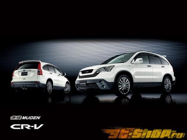 Обвес MUGEN на Honda CR V