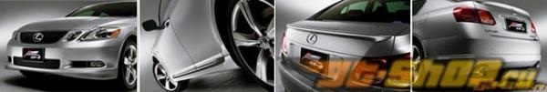 Обвес по кругу для Lexus GS 300/350 2005-2010